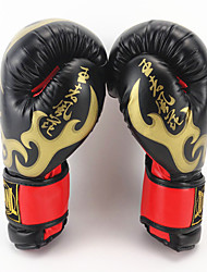 10 oz Boxing Gloves Pro Boxing Gloves Boxing Training Gloves for Boxing Full-finger Gloves Protective Lightweight Anatomic DesignPU