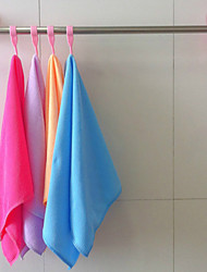 Single Pole Towel Bath Towel Rack Toilet Pole Strong Chuck Towel Hook Rack Multifunctional Towel Rack Color Random