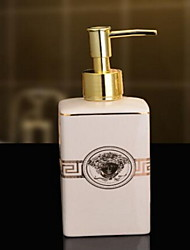 Versace Lotion Bottle Ceramic /Contemporary
