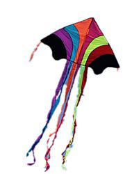 kites Triângulo Coruja Náilon Clássico e Intemporal Unisexo 5 a 7 Anos 8 a 13 Anos