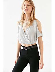 AliExpress new women burst models striped strapless vest