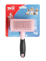 Cat Dog Grooming Comb Pet Grooming Supplies Waterproof