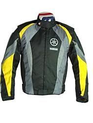duhan D035 Motorradjacke Motorradrennen Jacke Schutz Wasser risistant und winddicht mit 5 Stück eva Schutz Getriebe