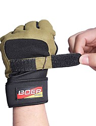 Hand & Wrist Brace Sports Support Breathable Easy dressing Protective Anti-skidding Fitness Cycling/Bike Green Black