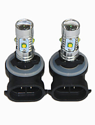 2PCS 60W 881 LED Fog Lamp