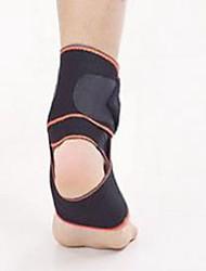 Tornozeleira para Acampar e Caminhar Fitness badminton Basquete Futebol Americano Corrida UnissexAjustável Respirável Vestir fácil