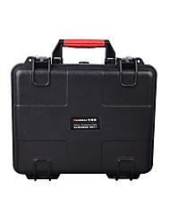 11 L Waterproof Dust Proof Wearable Hardshell Multifunctional Shockproof Black