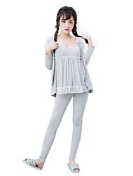Pijama Fibra de Bambú