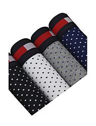 Sexy Sportif Points Polka Boxers-Coton Polyester