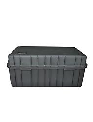 162 L Waterproof Dust Proof Wearable Hardshell Multifunctional Shockproof Black