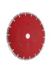 East Into A Diamond Saw Blade For Dry Cutting Two Tablets With 11420X