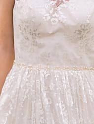 Бусины Свадьба Кушак-Искусственный жемчуг Искусственный жемчуг