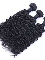 Beata Hair Peruvian Virgin Hair Deep Wave 3 Bundles/300g Human Hair 8-30Inches 7A Grade 100% Unprocessed Remy Hair Weaves