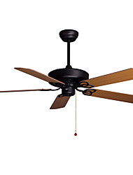 Ceiling Fan ,  Traditional/Classic Vintage Country Painting Feature for Designers Metal Living Room Dining Room Study Room/Office Garage