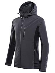 LEIBINDI®Outdoor Men's Jackets Fall Spring Climbing Sport Hiking Camping Waterproof Jacket coat