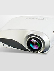 RD-802 LCD HD Projector Mini Portable Home Theater White