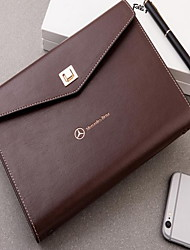 Imitation Leather Sheets Business Notebook