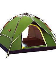 3-4 Pessoas Duplo Um Quarto Barraca de acampamentoEquitação Campismo Viajar-