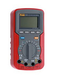 Jetech Professional Car Diagnostic Tools Tester Digital Multimeter Red DM-C