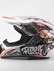motorcycle  Mountain bike cross-country motorcycle helmet full face small light off-road helmets