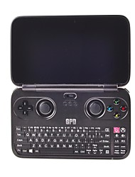 Gpd win pc console de jeux 5.5 pouces windows 10 intel cherry trail z8750 quad core 1.6ghz in-cell ips écran version en aluminium