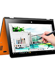 Voyo VBook V3 13.3 Inch 2 in 1 Windows Tablet - Orange (Windows 10 1920x1080 IPS Intel N4200 Quad Core 4G DDR3 128G SSD 12000mah)