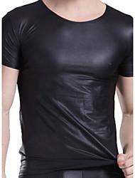 Sexy Sous-vêtements Ultra Sexy Maillot de corps-Polyuréthane