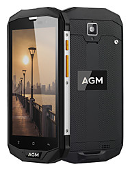 AGM AGM A8(US Version) 5.0 polegada Celular 4G ( 3GB 32GB Quad núcleo 13 MP )