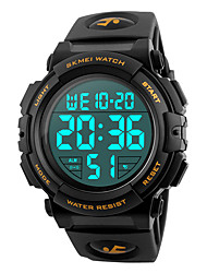 Smart watch Resistente all'acqua Long Standby Multiuso Timer Cronometro Allarme sveglia Calendario Cronografo IR No Slot Sim Card