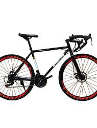 21 Speed 26 Inch/700CC Road Bike Cycling SHIMANO Bent Handlebar Disc Brake 40mm Width Rim Road Cycling
