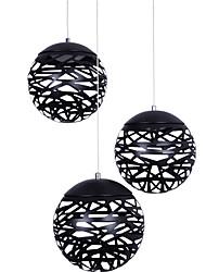 Luci Pendenti ,  Contemporaneo Pittura caratteristica for LED MetalloSalotto Camera da letto Sala da pranzo Sala studio/Ufficio Camera