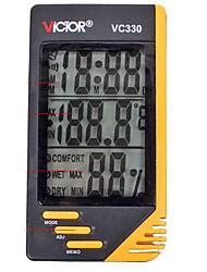 Temperatura da vitória higrômetro vc330 / 1