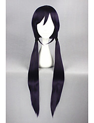 Long amour direct en direct! -tojo nozoimi violet&Black 40inch anime cosplay perruque cs-181e