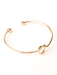 Women's Cuff Bracelet Jewelry Fashion Costume Jewelry Copper Irregular Jewelry For Party Special Occasion Anniversary Birthday Gift