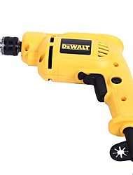 Dewei 6.5MM Hand Drill 380W High Speed Reversible Speed Electric Screwdriver DWD010