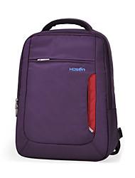 Hosen HS-332 14-Inch Computer Laptop Bag Waterproof Shockproof Breathable Nylon Shoulder Bag For iPad/Notebook/Ablet PC