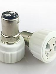 B15 to G5.3/MR16 Socket Adapter