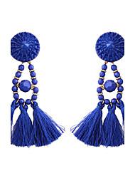 Women's Drop Earrings Jewelry Tassel Costume Jewelry Fashion Bohemian Alloy Jewelry Jewelry For Party Gift Casual