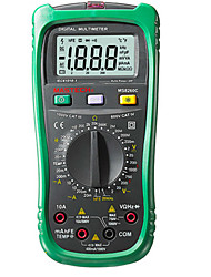 Multimeter MS8260C China Instrument 3 1/2 Bit Full Protection Non-Contact Voltage Detection Digital Multimeter