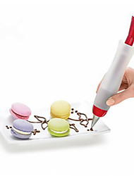 1Pcs  Silicone Food Writing Pen Chocolate Decorating Pen Cake Mold Cream Cup