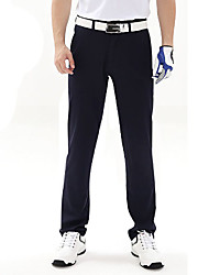 Men's Sleeveless Golf Bottoms Breathable Comfortable Khaki Blue Black White Golf Leisure Sports