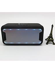 Фабрика OEM Беспроводное Беспроводные колонки Bluetooth LED подсветка Мини