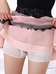 Women's High Rise Mini Skirts,Sexy Cute A Line Solid