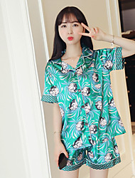 Pyjama en soie