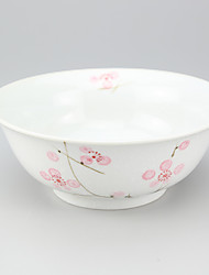 High Temperature Porcelain Ramen Bowl
