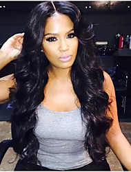 150% Density Full Lace Wig Body Wave 100% Brazilian Virgin Hair Full Lace Human Hair Wigs For Beautiful Woman With Baby Hair