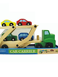 Vehicle Playsets Car Wood