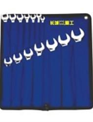 Great Wall Seiko 14pcs métrico espelho jogando placa chave de dupla utilização conjuntos de 8-32mm