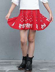 Para Meninas Saia Fashion Verão