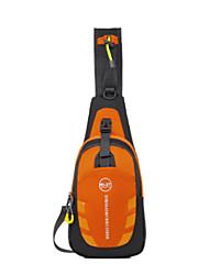 Sports Bag Shoulder Bag Waterproof Rain-Proof Waterproof Zipper Wearable Multifunctional Running Bag All Phones 18*7*35Fitness Leisure